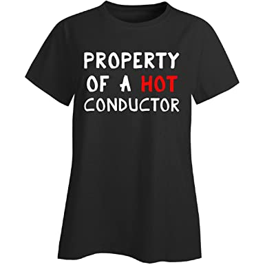 Property Of A Hot Conductor Gift For Husband Wife Job