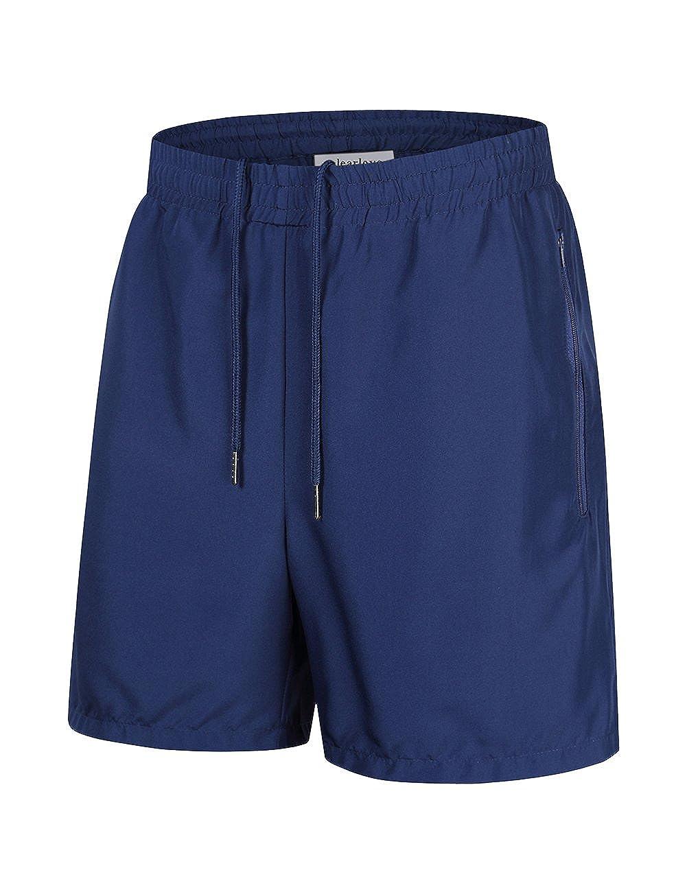 TALLA S. Clearlove Pantalón Corto Deportivo - para Hombre