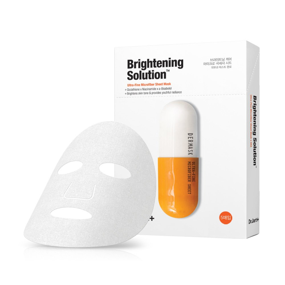 Dr. Jart+ Dermask Micro Jet Brightening Solution Pack of 5 8809380645717