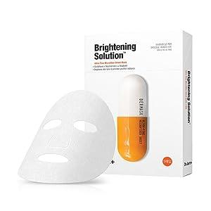 Dr. Jart+ Dermask Brightening Solution Ultra-Fine Microfiber Face Sheet Mask