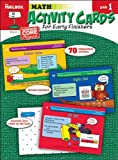 TEC61411 Activity Cards for Early Finishers : Math (Grade 1), The Mailbox Books Staff, 1612764886