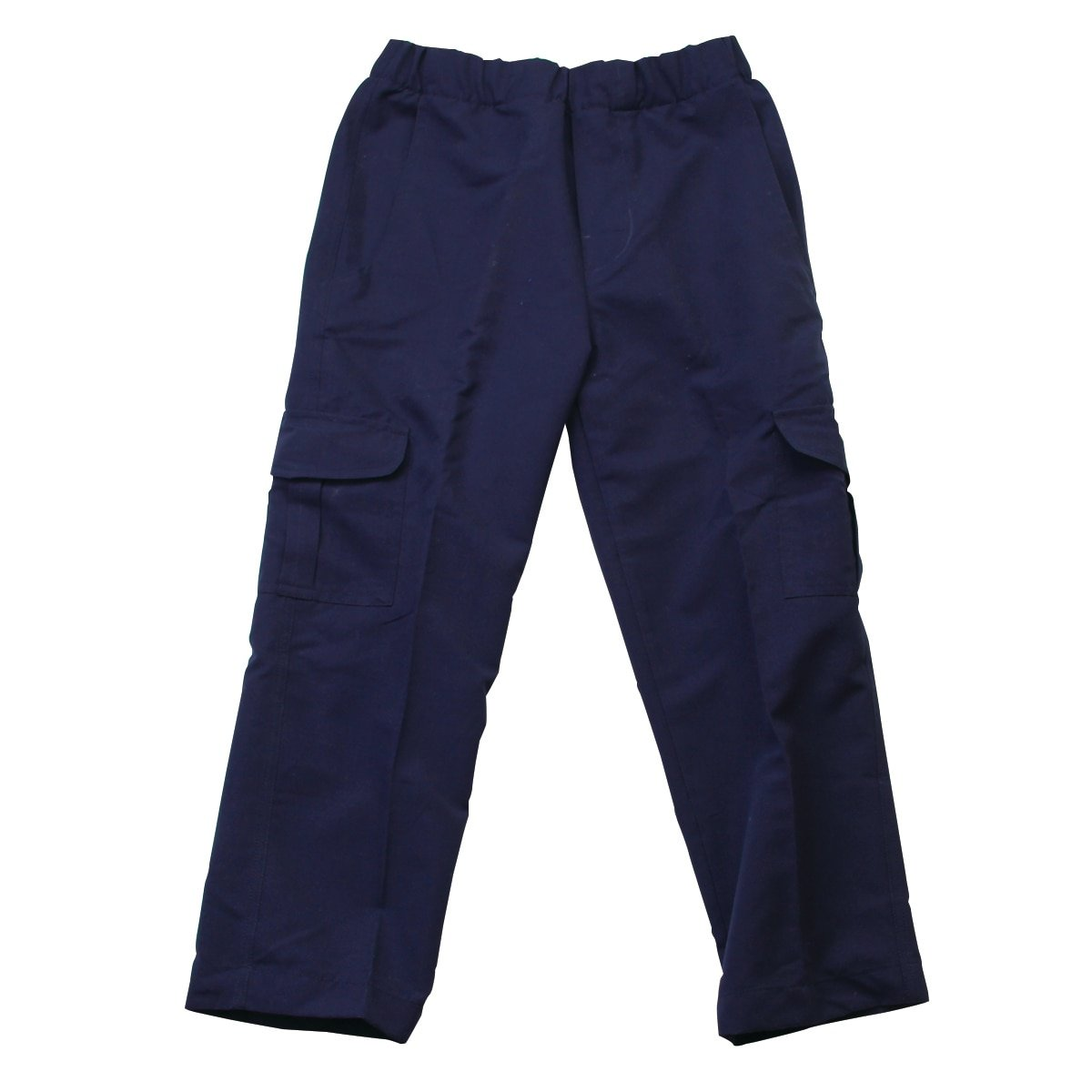 Wes and Willy PS Navy Pull On Cargo Pant