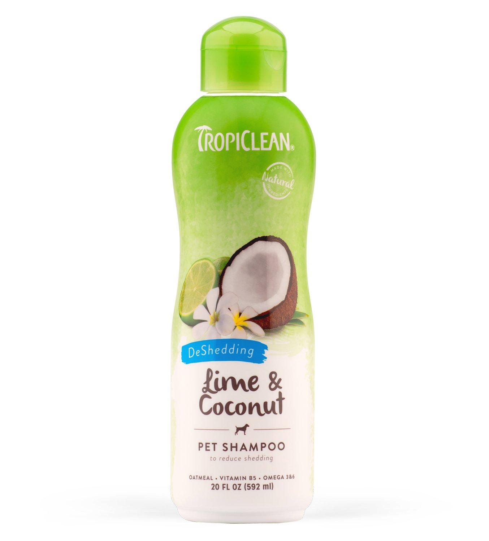 Lime & Coconut Pet Shampoo, 20oz