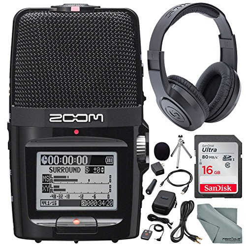 zoom digital audio recorder - 6