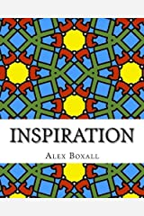 Inspiration: An Adult Coloring Book for Christians - Volume 1 by Alex Boxall (2015-08-05) Paperback