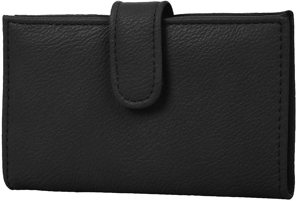 Mundi Rfid Debbie Double Wallet One Size Black At Amazon Womens