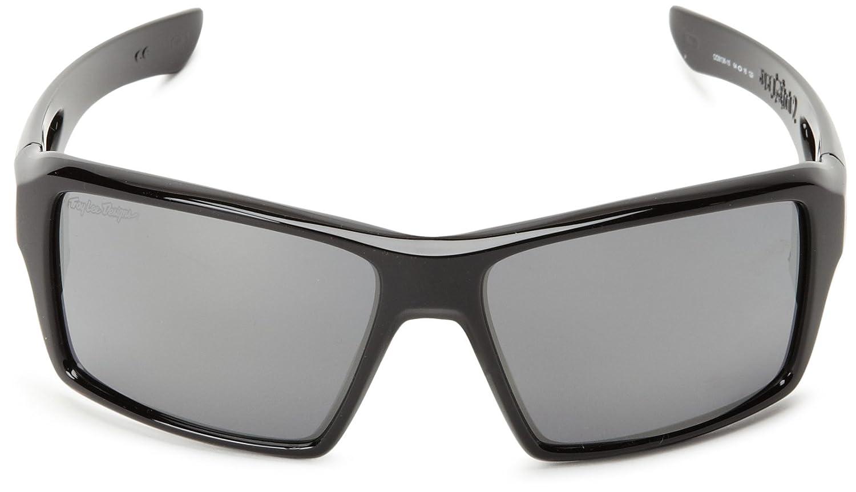 40e9f2f5e2d ... buy amazon oakley eyepatch 2 oo9136 15 iridium rectangular  sunglassespolished black64 mm clothing 58a2a 04526
