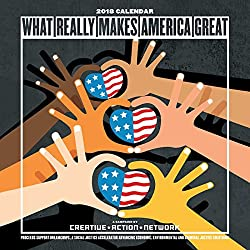 What REALLY Makes America Great 2018 Wall Calendar