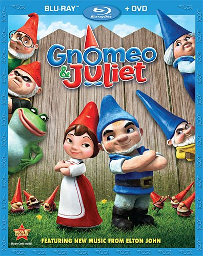 Blu-ray : Gnomeo and Juliet (With DVD, , Dubbed, Dolby, AC-3)