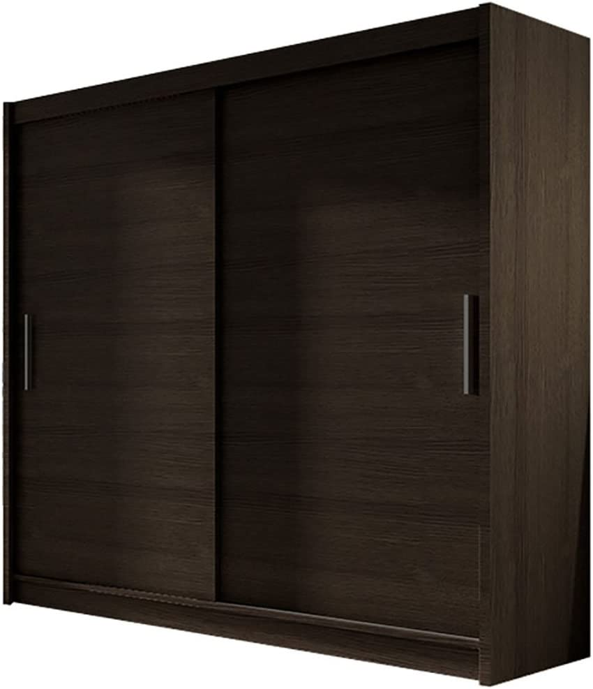 Ye Perfect Choice Nuevo Moderno Armario Dormitorio 2 Puerta corredera Armario bravari I Ancho 180 cm: Amazon.es: Hogar