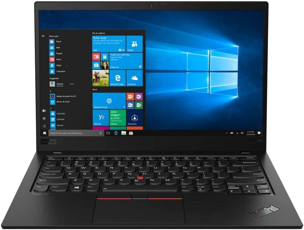 Lenovo X1 Carbon 7th Gen (20R10010US)