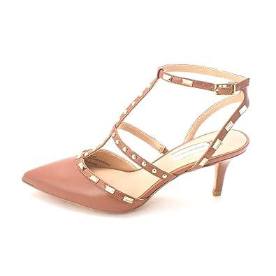 7074a2fa4d3 INC International Concepts Womens Carma Pointed Toe Pumps Shoes Deep  Luggage Size 8.0 M US