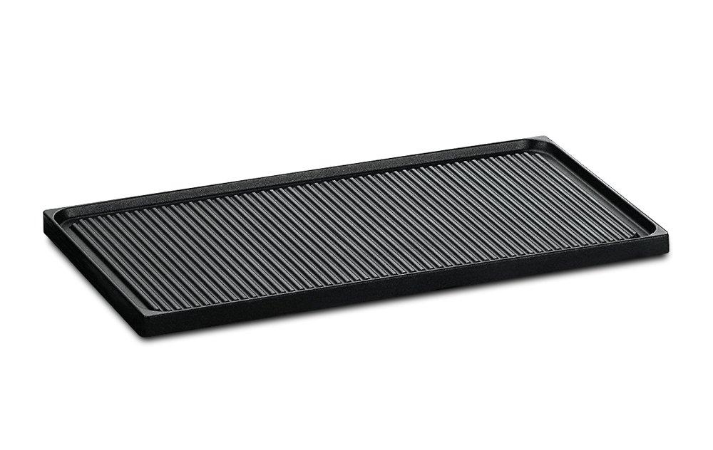 Steinplatte kela Grillplatte aus Granit für Raclette CENERI Ersatzplatte