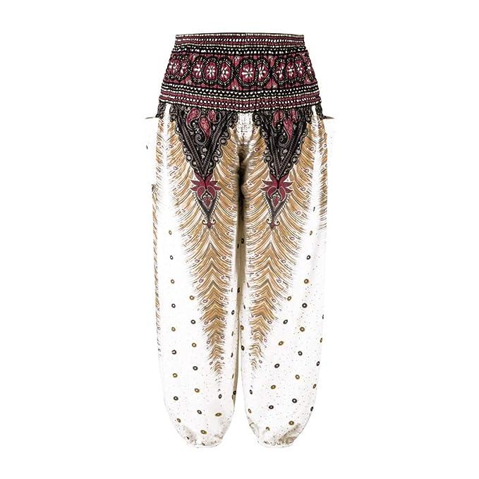 LANSKIRT Mujer Leggings Yoga Pantalones Anchos 2019 Pantalón ...