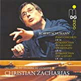 Schumann: Piano Concerto Op.54 / Introduction and Allegro Appassionato Op.92 / Introduction and Allegro Op.134