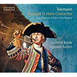 Telemann: Trompeten- und Hornkonzerte - Suite TWV 55:D7 / Konzerte TWV 51:D7 & D8 / TWV 52:D1 / Sonata TWV 44:D1