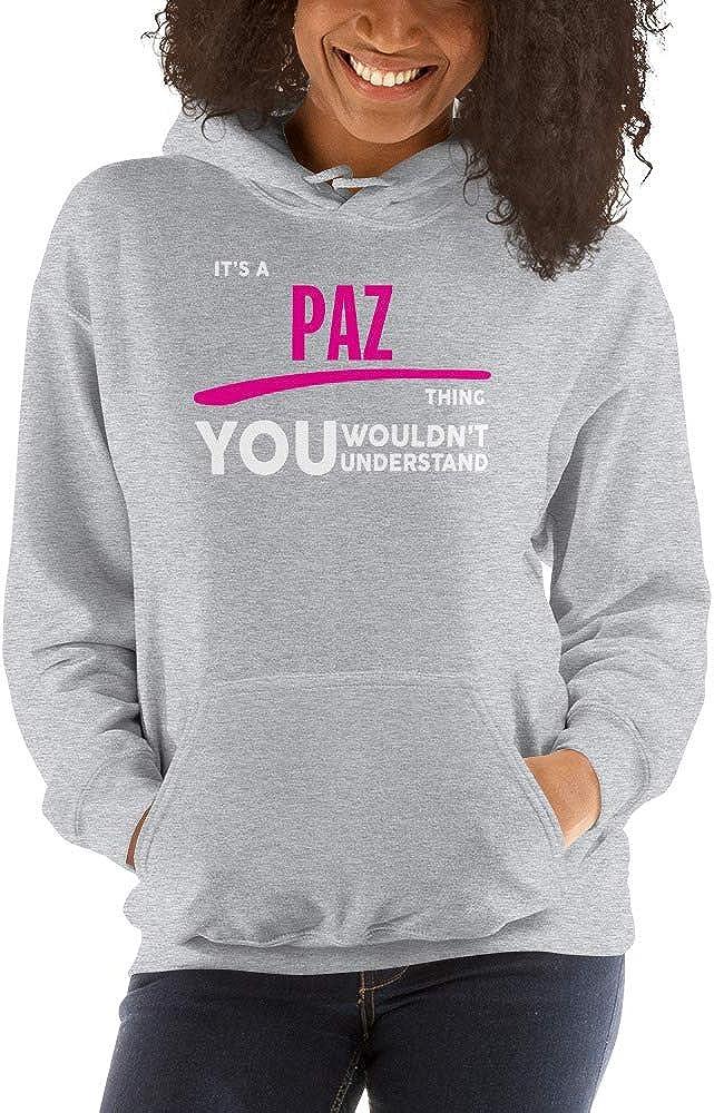 You Wouldnt Understand PF meken Its A PAZ Thing