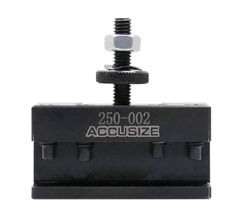 BXA #1 Quick Change Turning /& Facing Lathe Tool Post Holder 250-201 USA