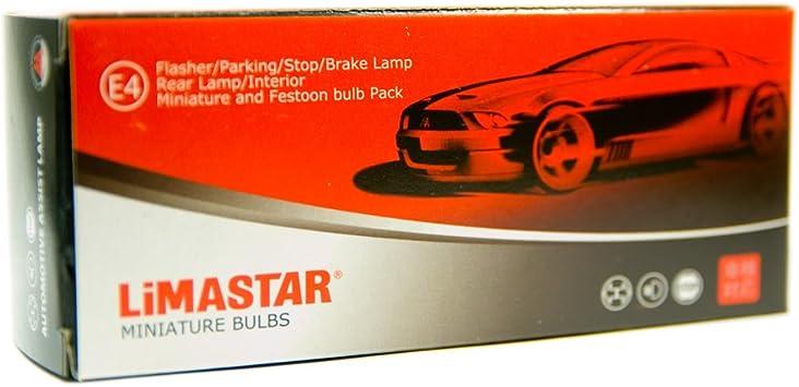 10 X Auto Lampe W3x16d W21w Glühbirne Glassockel Birne T20 21w 12v Auto