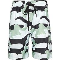ALUWU Boys Swim Trunks Kids Beach Board Shorts Little Boys Bathing Suit