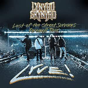 Lynyrd Skynyrd - Last Of The Street Survivors Tour Lyve! [Italia]