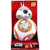 Star wars the Force Awakens large 12.5 inch talking BB-8 plush