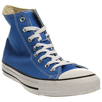 c6fe44aaf923 Image Unavailable. Image not available for. Color  Converse 147129F  Chuck  Taylor All Star Seasonal Light Sapphire ...