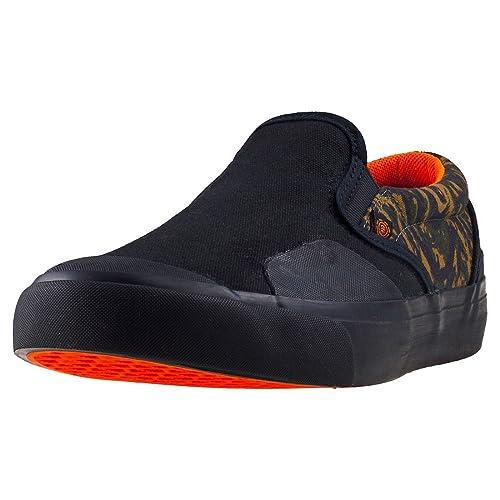 Element Spike Slip - Zapatillas de Lino para Hombre: Amazon.es: Zapatos y complementos