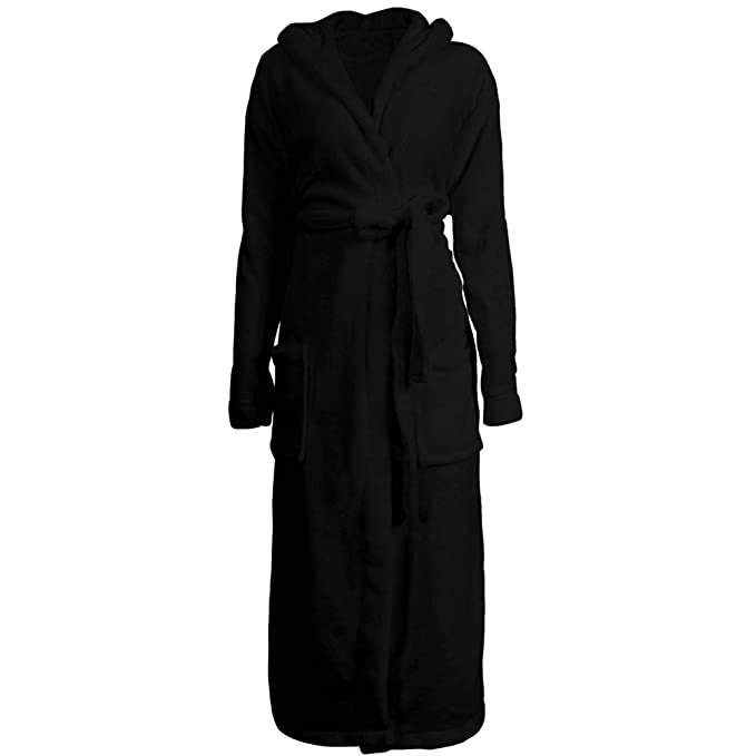 Sunshine Linens 100% Luxury Egyptian Cotton Towelling Bath Robe Unisex  Dressing Gown Terry Towel Hooded Bathrobes  Amazon.co.uk  Clothing bc17d6d38
