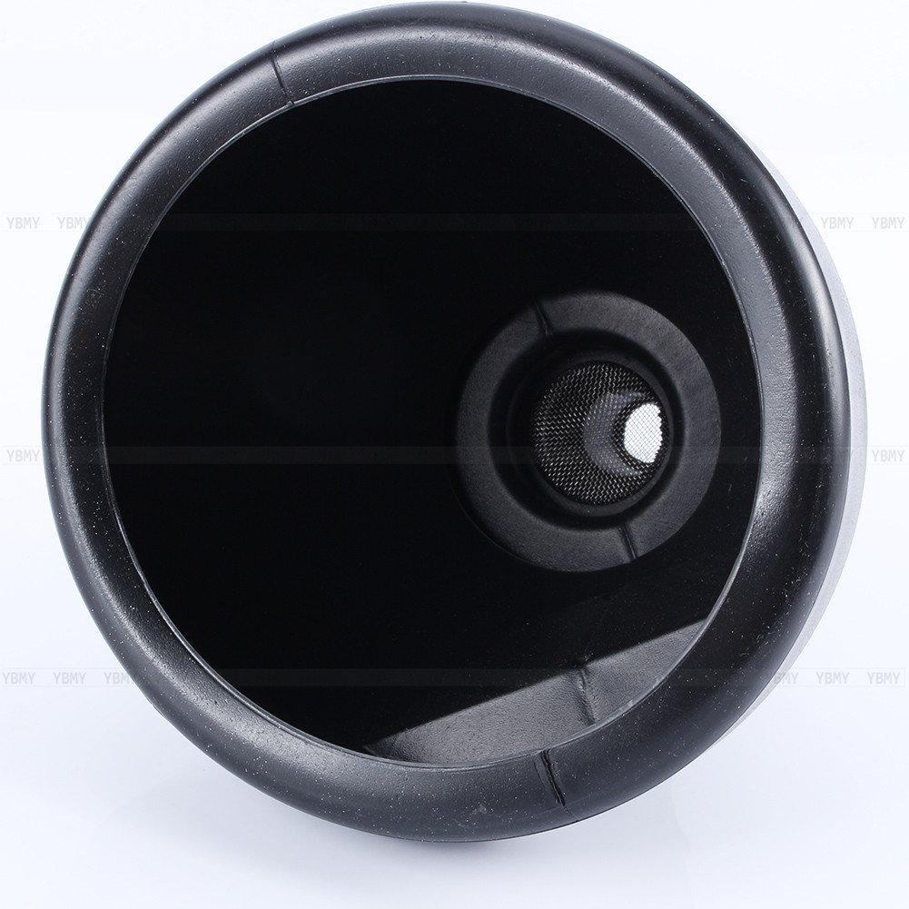 Qiilu Entonnoir Flexible /à Essence de Carburant Tuyau et Filtre /à Huile en Plastique Noir