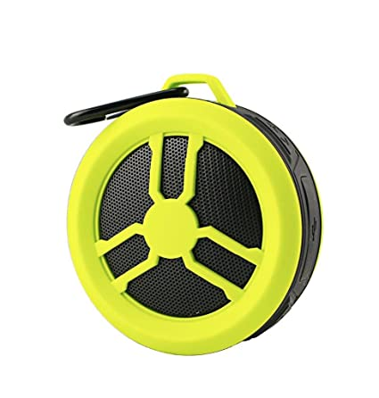 best service ad66e 6f53d Amazon.com: Portable Water Proof Wireless Speaker for Apple iPhone ...
