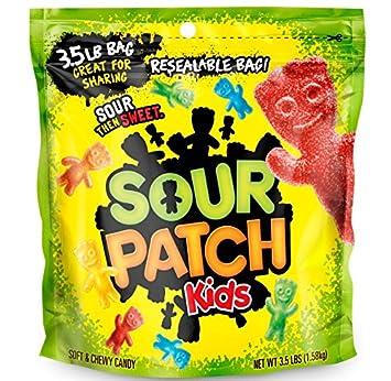 Sour Patch Kids Sweet and Sour Gummy Candy (Original 3.5 Pound Bag)  sc 1 st  Amazon.com & Amazon.com : Sour Patch Kids Sweet Sour Gummy Candy (Original 3.5 ...