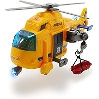 Dickie-Helicóptero Action Series 18cm 3302003 Vehículo de Juguete