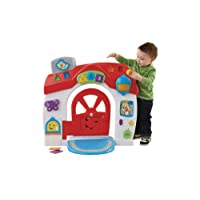 Fisher-Price BHB07 Gioco educativo La casa di Puppy
