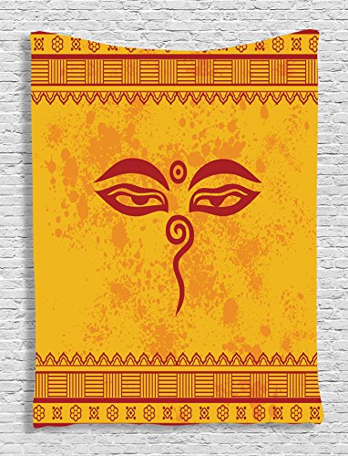Ambesonne Collection Traditional Accessories Tapestry