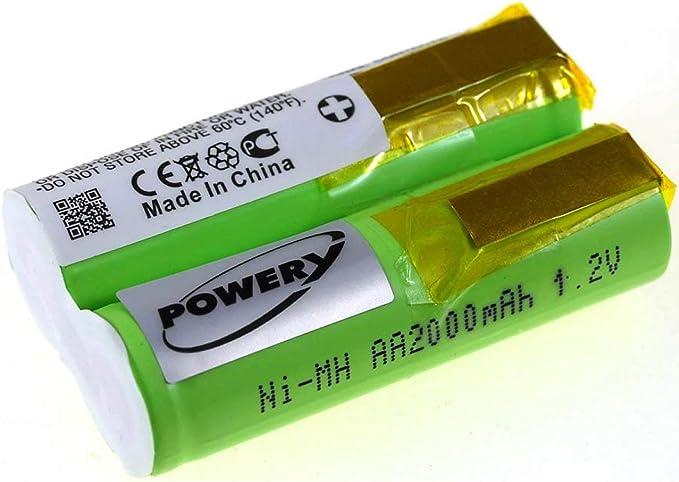Powery Batería para Maquinilla de Afeitar Philips Philishave 905 ...