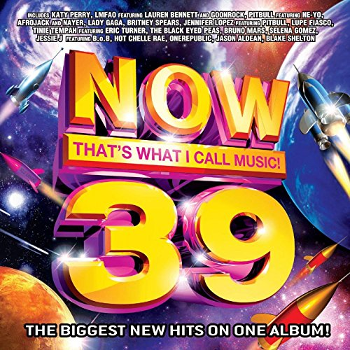 NOW That's What I Call Music Vol. - Britney Gomez Spears Selena