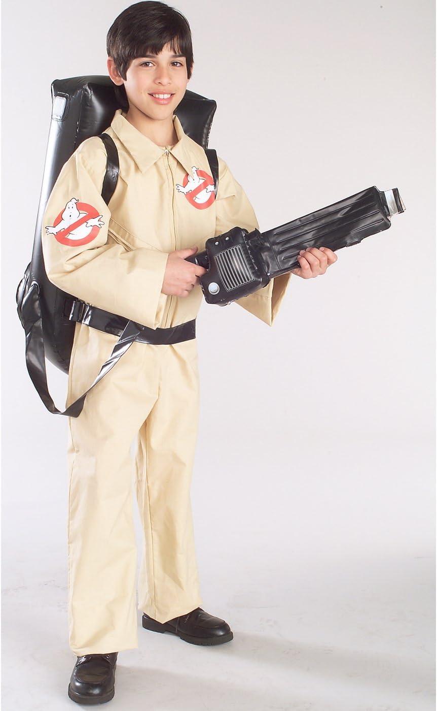 Rubbies - Disfraz de cazafantasmas para niño, talla 5-7 años ...