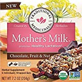 Traditional Medicinals (Chocolate Fruit & Nut Bars, Pack - 1)