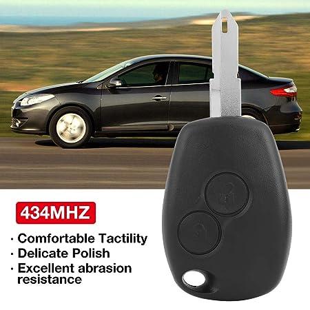 Amazon.com: Terisass 434 MHz llave de control remoto de ...