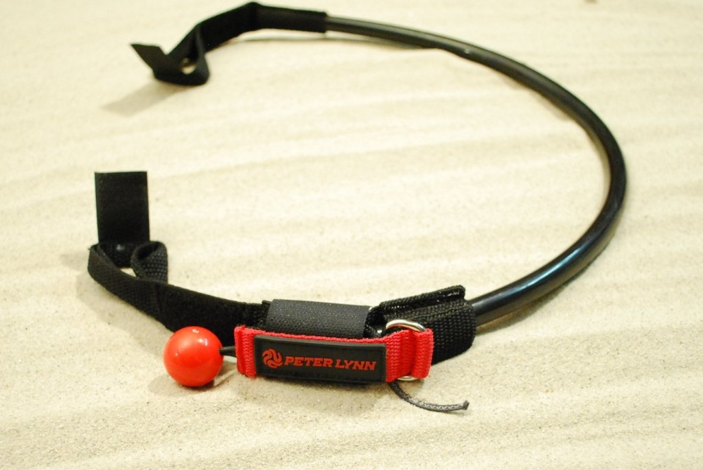 Peter Lynn Quick Release Kite Harness Loop Line Fix Accessory for Fixed Kite Control Bar by Peter Lynn
