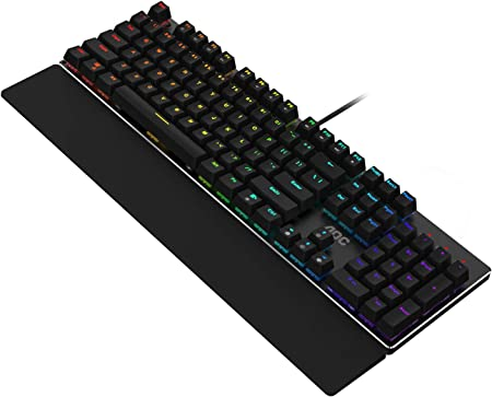 AOC GK500 Gaming Tastatur - Distribución de Spanisches - RGB ...