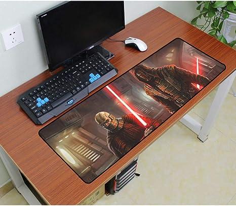 Alfombrillas,Ratón De Computadora De Star Wars De 90X30 Cm ...
