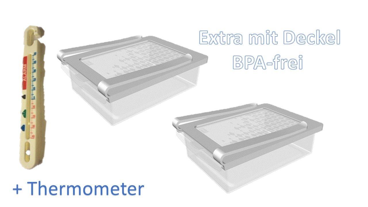 Kühlschrankbox : Tupper tupperware l frischekabinett kühlschrankbox gitter