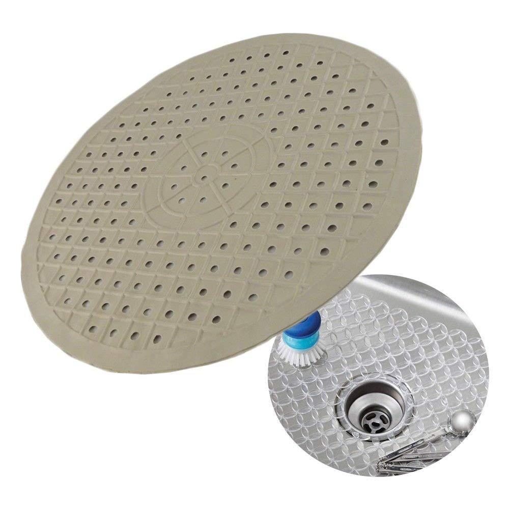 High-Quality Round Anti-Slip Sink Mat 31cm by Lizzy®