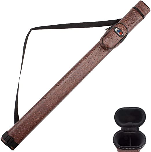 GSE Games & Sports Expert Billiard Cue Case - Best For Single Cues