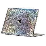Unik Case - Abstract Line Holographic Color Changing Rubberized Hard Case for MacBook Pro 13-inch A1706,A1989 with Touch Bar / A1708 without Touch Bar ( Release 2016/17/18 )