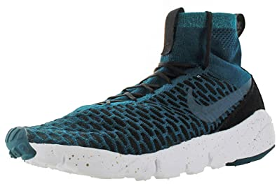 new products 5f9bf 55b91 Nike AIR FOOTSCAPE MAGISTA FK FC mens fashion-sneakers 830600-300 9 -  MIDNIGHT TURQ
