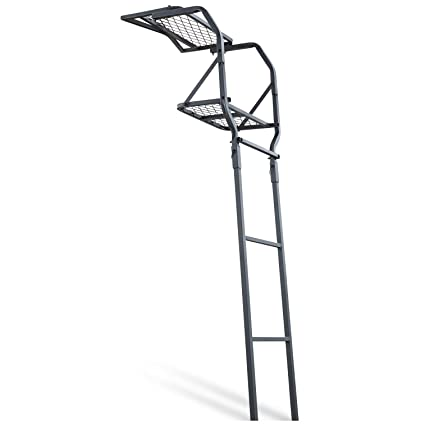 Amazon Guide Gear 15 Ladder Tree Stand Hunting Tree Stands