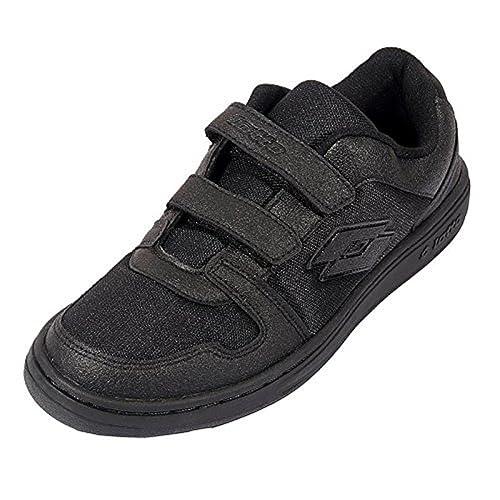 ACE GS V Black School Uniform Shoe